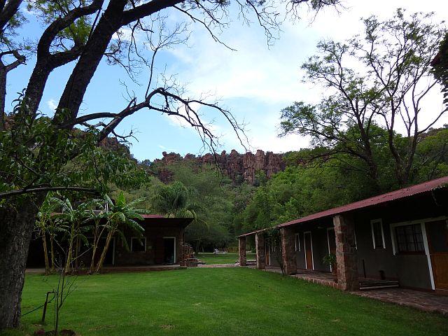 de wilderness lodge